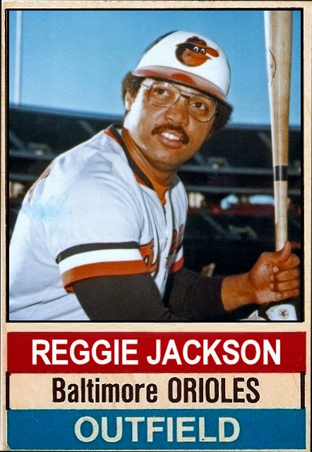 Cards That Never Were 1976 Hostess Reggie Jackson