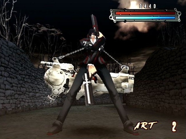 Review: Gungrave Overdose (PS2 classics on PS3) - Digitally