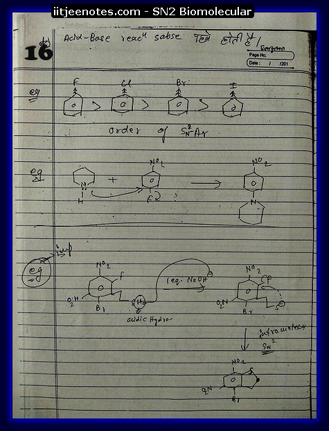 SN2 Biomolecular Org Notes5