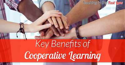 Are you a cooperative learning strategies skeptic? Check out the key benefits of cooperative learning and see if you can resist giving it a try. Student engagement is just the beginning!
