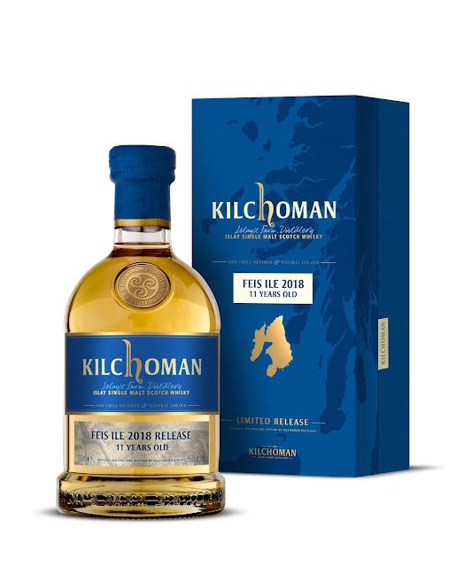 Kilchoman 11YO Feis Ile 2018