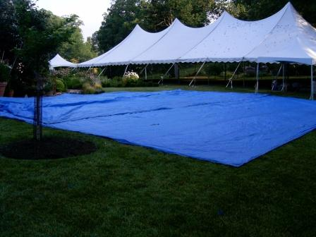 Tarps Plus Blog: Poly Tarps Prevent Water Damage