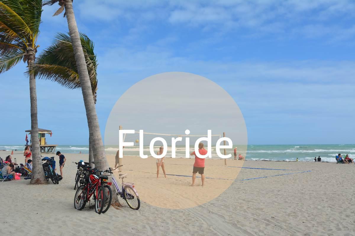plage de floride