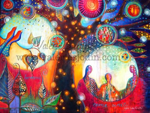 Community in God's Kingdom - Valerie Sjodin© - www.valeriesjodin.com