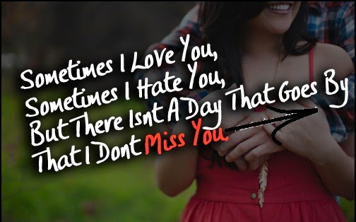 love missing you shayari for facebook - Whatsapp Status Quotes