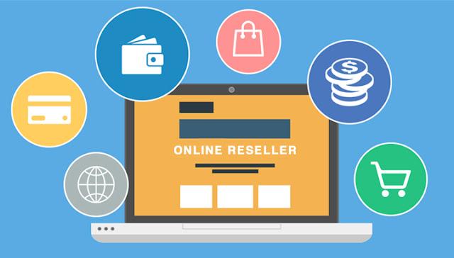 menjadi reseller online