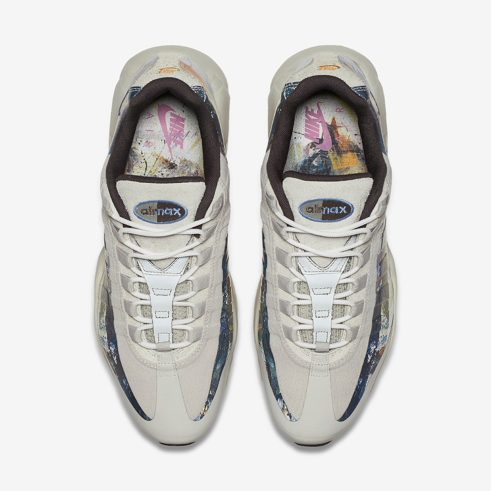 bb14107d43fd ... ajordanxi Your 1 Source For 33f11f0 Sneaker Release Dates Dave White x  Nike Air Max 95 . ...