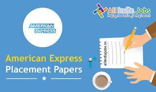 American Express Placement Papers