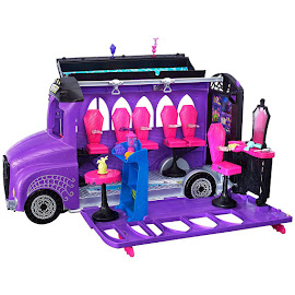 MH G2 Playsets Deluxe Bus Doll