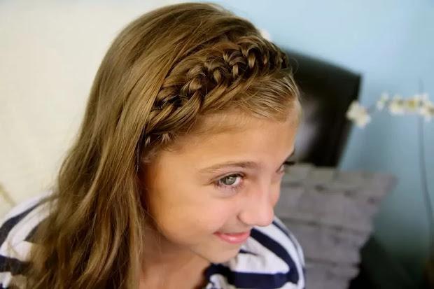 cute girl hairstyles nice pics