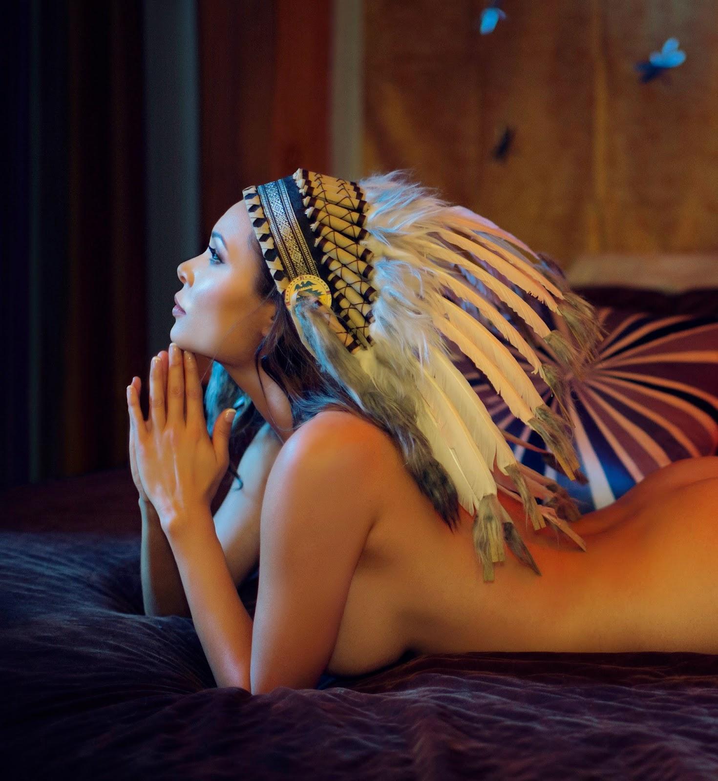 Radhaa Nilia Nude Photos 63