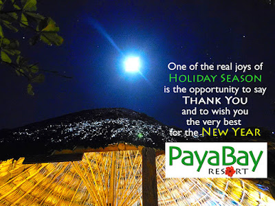 holidays, greetings, paya bay resort, #payabay, #payabayresort,