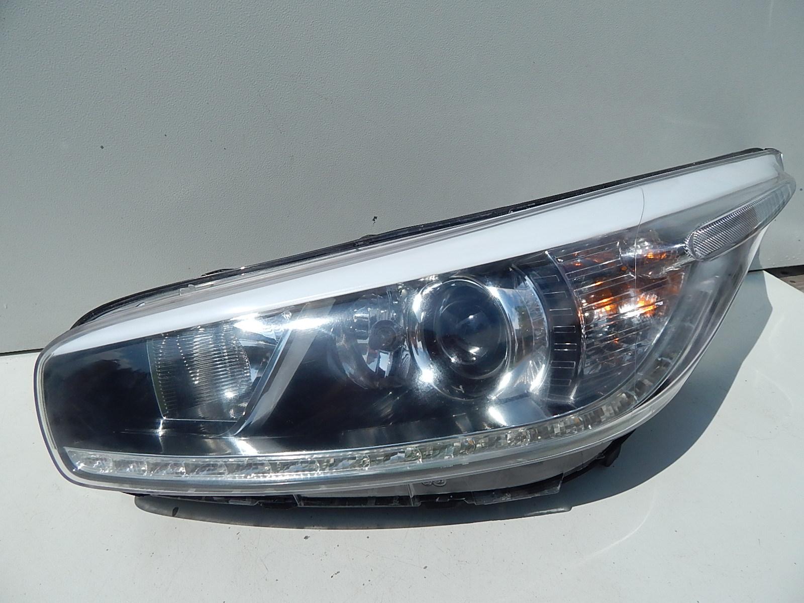 Naprawa świateł Samochodowych Kia Ceed Ii Lewa Lampa Przód Led