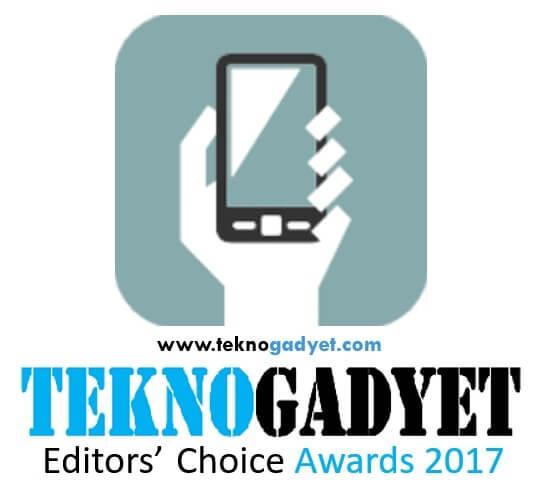 TeknoGadyet Editors' Choice Awards 2017 Winners