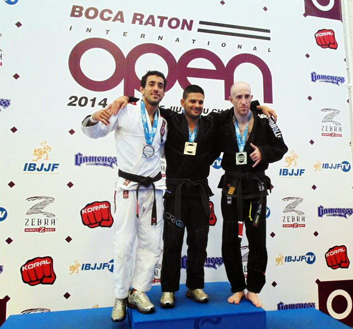 World of Jiu Jitsu: Jiu Jitsu International Open - Boca
