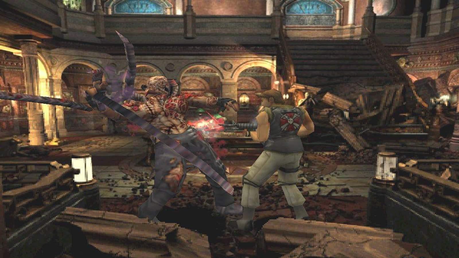 تحميل لعبة Resident Evil 3 مضغوطة برابط واحد مباشر كاملة مجانا