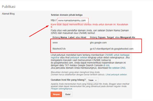 Cara membuat website yang mudah dengan blogger
