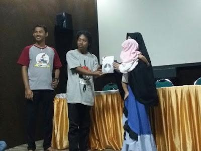 Special Moment: Keseruan Launching Buku Antologi Perdana Kelingan