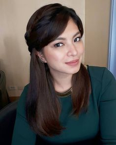 Angel Locsin's Drop-Dead-Gorgeous Look For Mang Inasal's National Halo-Halo Day Event!