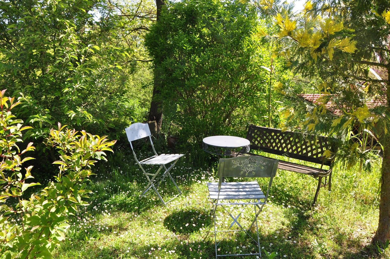 Le jardin du bois joli for Dans mon jardin secret