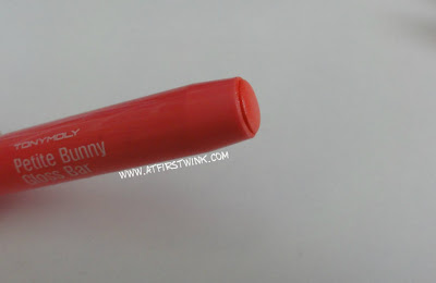 Tony Moly petite bunny gloss bar no. 6