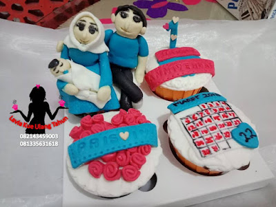 Kue Ulang tahun satu tahun putra tercinta