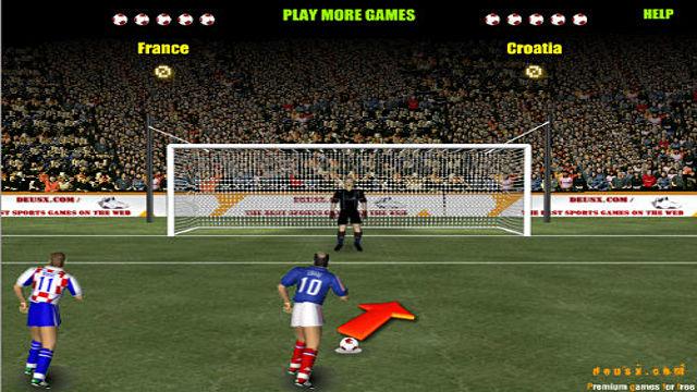 2014 PK World Cup - Image du Jeu