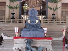 建長寺釈迦苦行像