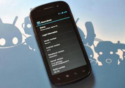 Tutorial: Como colocar o Android 4.0 Ice Cream Sandwich no Nexus S 1