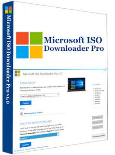 Microsoft ISO Downloader Pro 1.5 Edición de Navidad (Español-ML)