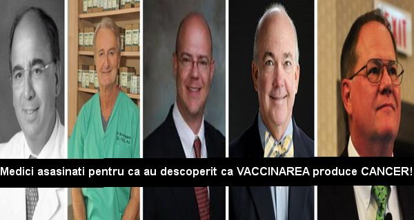 acesti medici au fost dati disparuti dupa ce au facut publice descoperirile despre vaccinuri