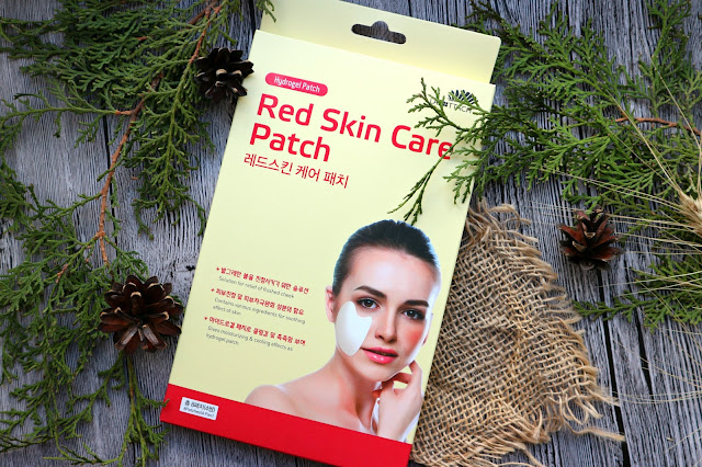 Labottach Red Skin Care Patch Патчи для ухода за покрасневшей кожей щек