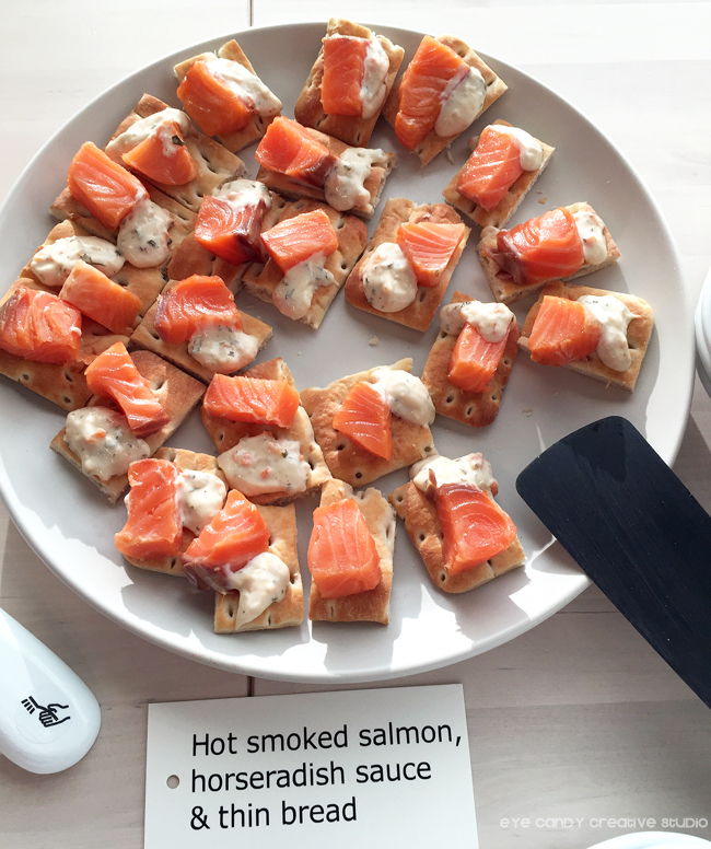 IKEA food, IKEA smoked salmon, IKEA west chester