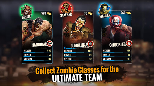 Zombie Fighting Champions Mod Apk