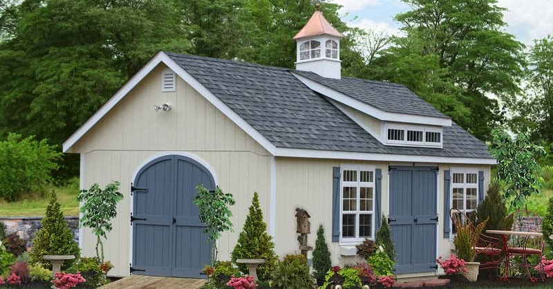 Garden Sheds Nj sheds unlimited llc