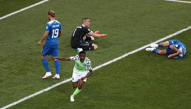 Vidéo - Mondial 2018: Le Nigeria s'impose face à l'Islande