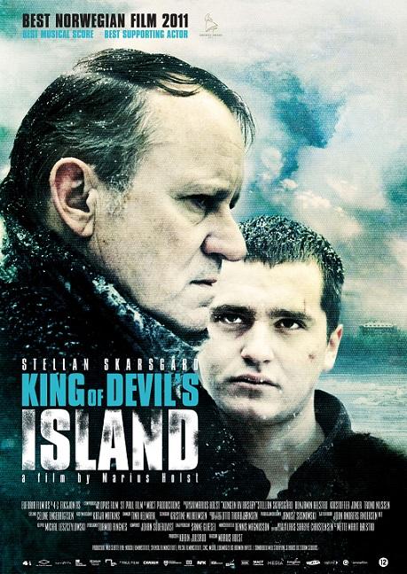 فیلم دوبله : پادشاه جزیره شیطان  King of Devil's Island 2010