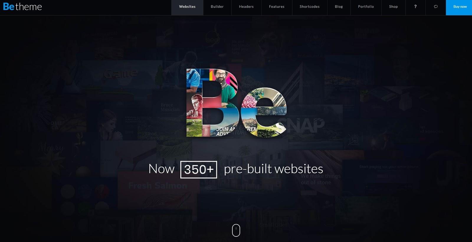 BeTheme v20.8.7 –  Của Hàng Giao Diện Web