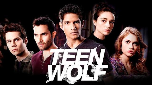Série: Teen Wolf 🐺