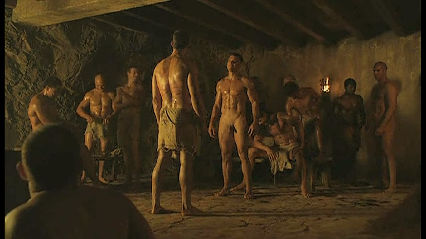 Have roman gladiators nude All