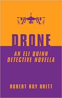 Drone - an Eli Quinn detective novella by Robert Roy Britt