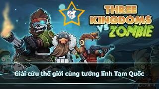 game tam quoc vs zombie