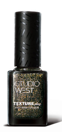 Studio West 'Texture Play' nail polishes exclusively at Westside stores