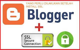 Install SSL ( HTTP Jadi HTTPS )
