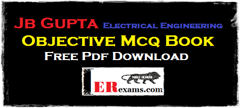 Jb Gupta Electrical Engineering Objective Mcq Book Free