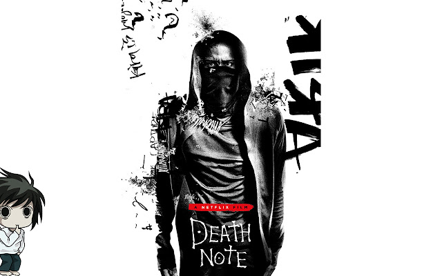 Death Note L Theme FOR Chrome 2017