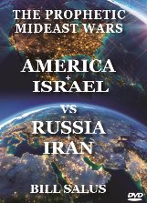 The Prophetic Mideast Wars DVD ($15.95)