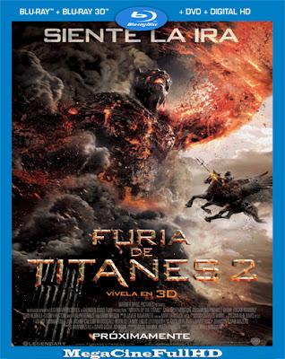 Furia De Titanes 2 2012 Full Hd 1080p Latino Megacinefullhd