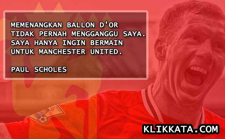 Kumpulan Quotes Motivasi Bijak Pemain dan Legenda Manchester United