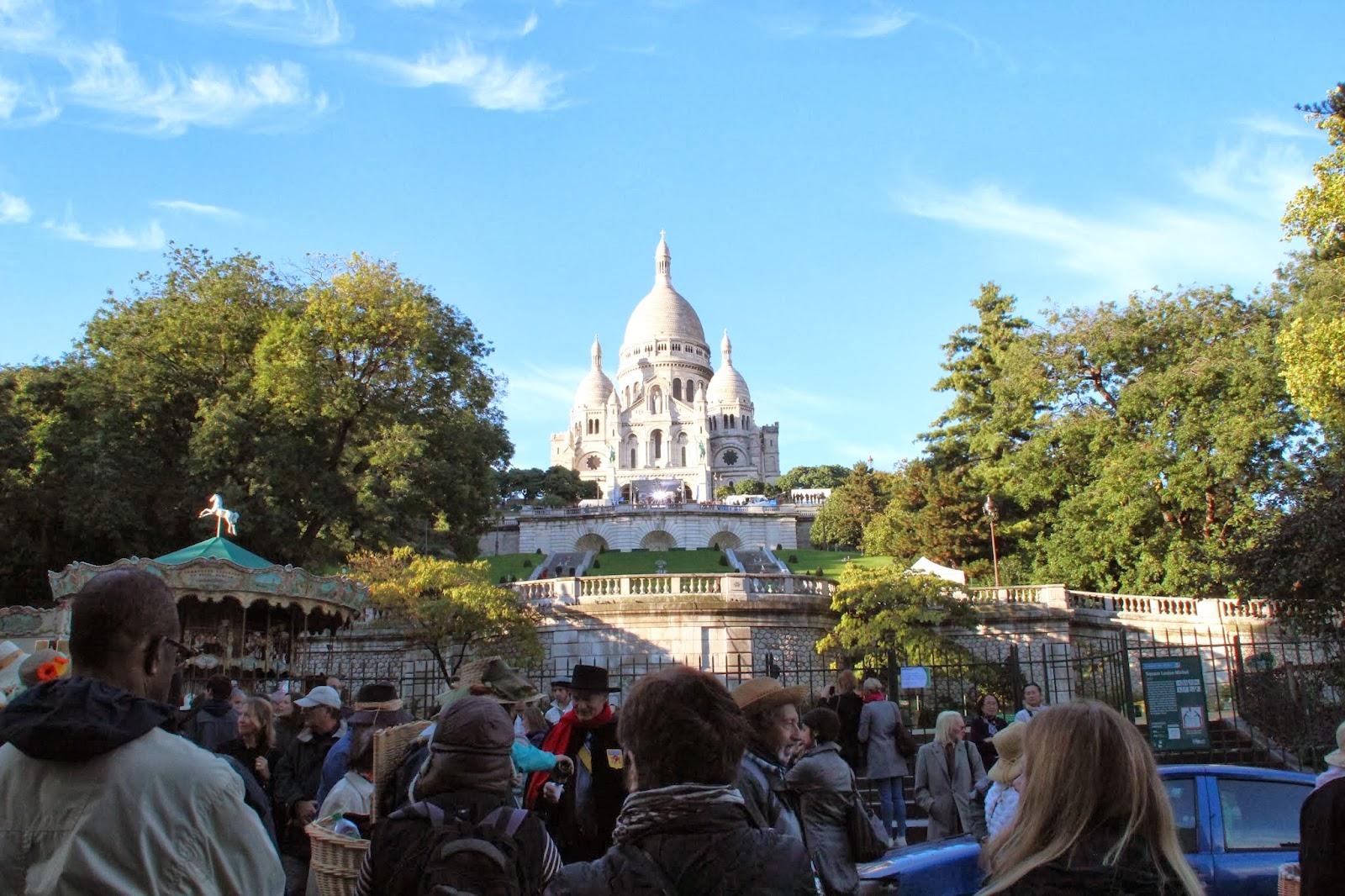 Fiesta de la Vendimia en Sacre Coeur